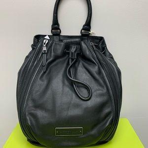 Liebeskind Berline Gaya Leather Zip Backpack